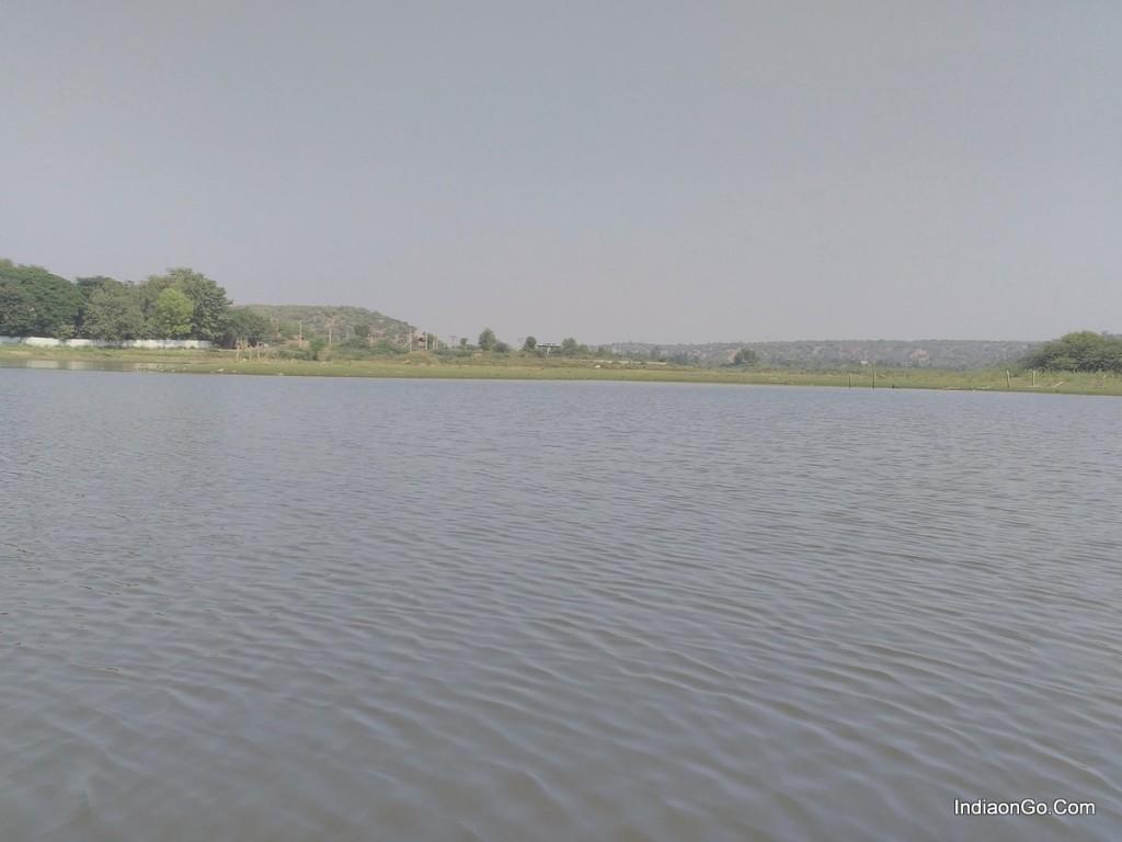 damdama-lake