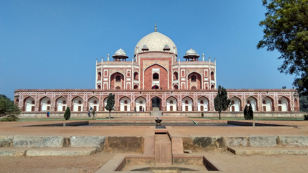 Humayun Tomb Timing, Tickets, Address and Information