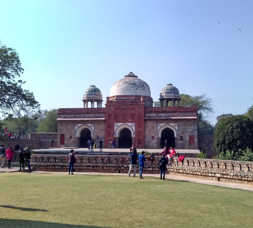 Other Monument in Humayun Tomb Complex
