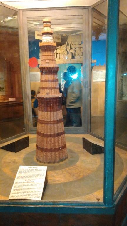 Qutub Minar Statue