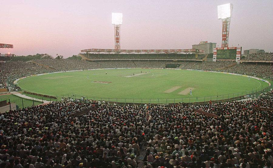 Eden Gardens Kolkata Stadium