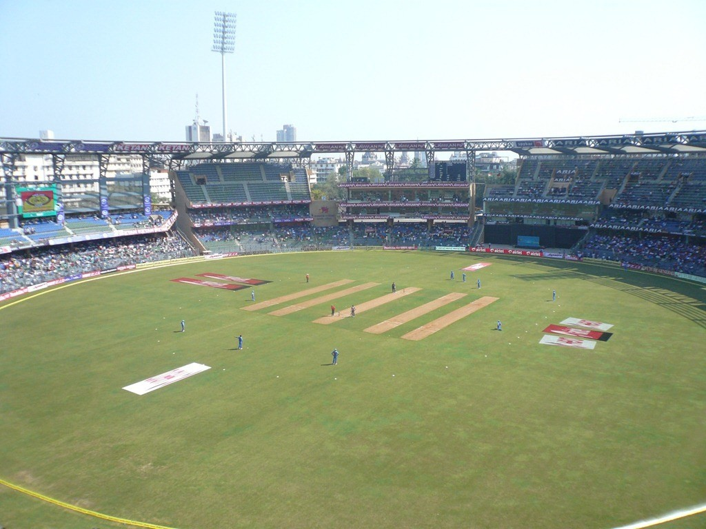 Wankhede Stadium IPL Ticket Booking Procedure and General Information
