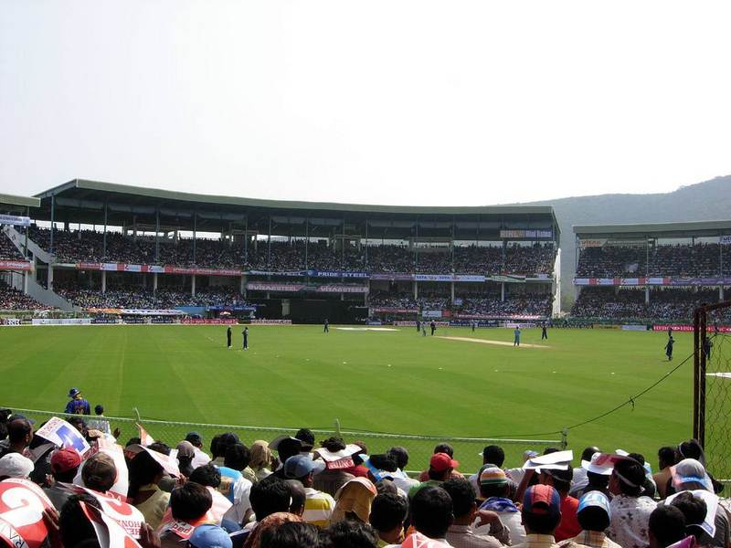 ACA VDCA Cricket Stadium Information and Ticket Booking Procedure