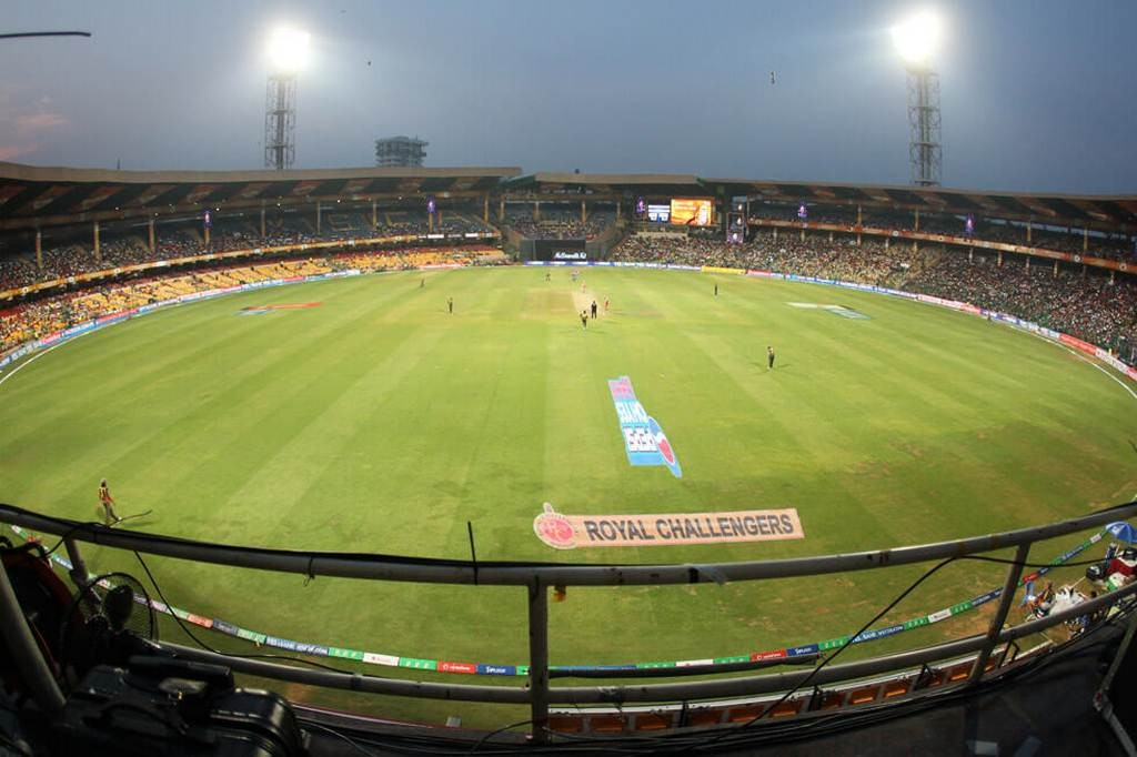 Chinnaswamy Cricket Stadium