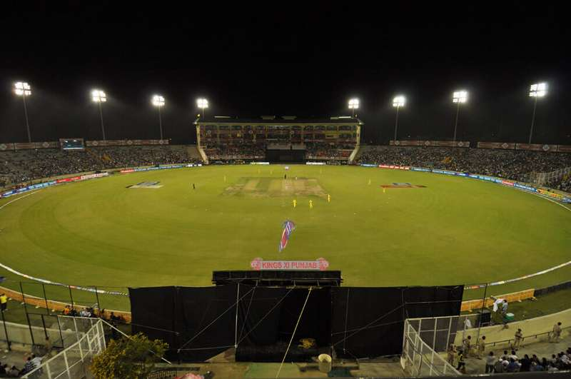 Mohali Cricket Stadium IPL 11 Ticket Booking Procedure and Information