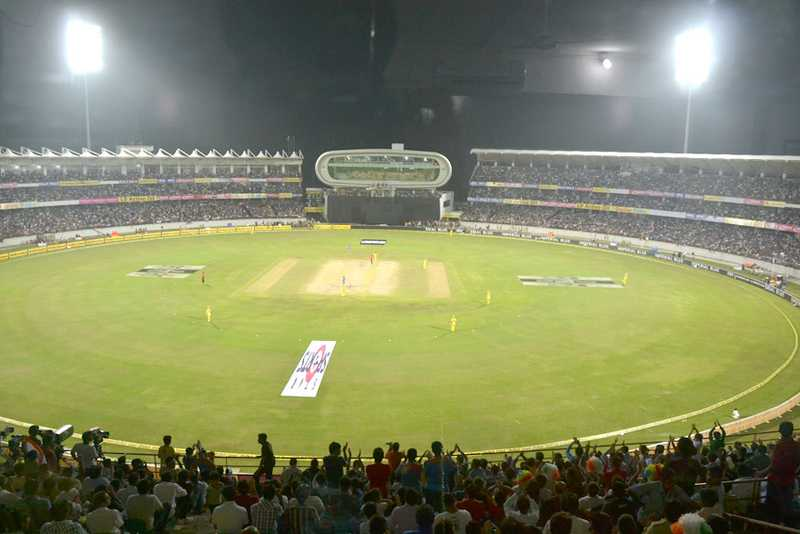 Rajkot Cricket Stadium Ticket Booking Procedure and General Information