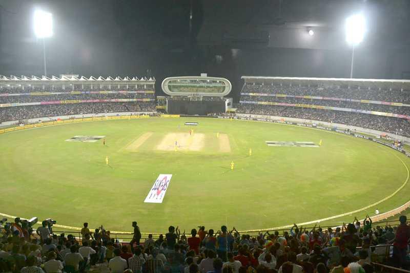 Rajkot Cricket Stadium