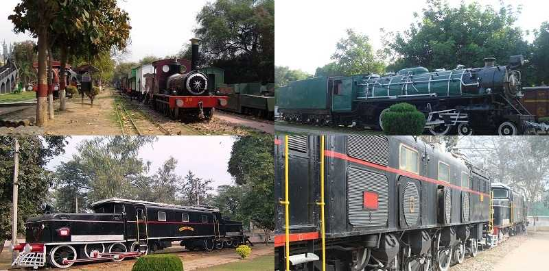National Rail Museum Delhi Timing, Ticket Price and Address