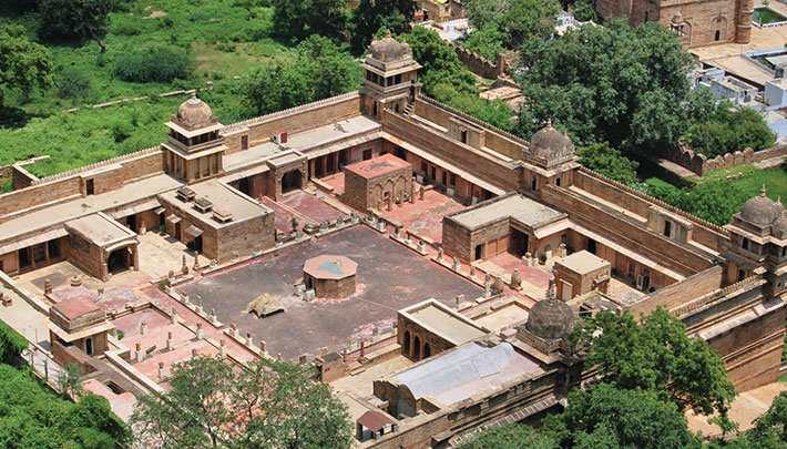 Gujari Mahal Gwalior Fort