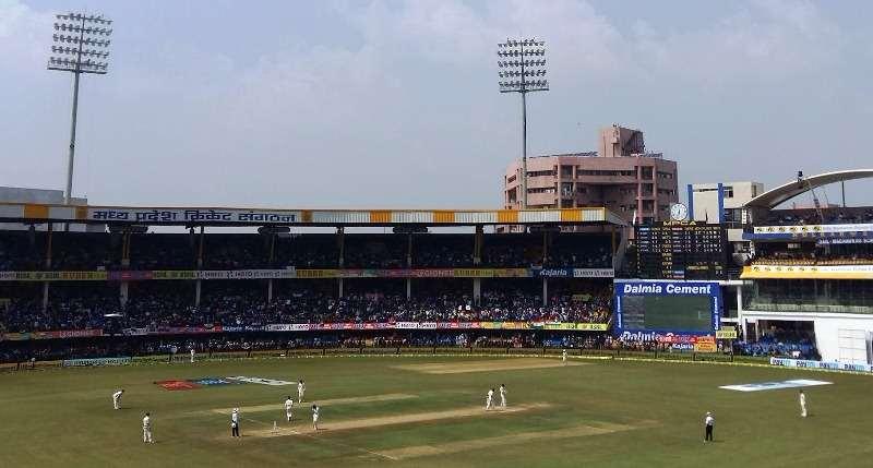 Holkar Stadium Indore