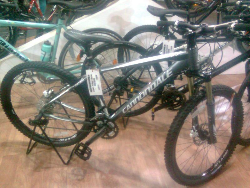 Bicycle at IITF Delhi
