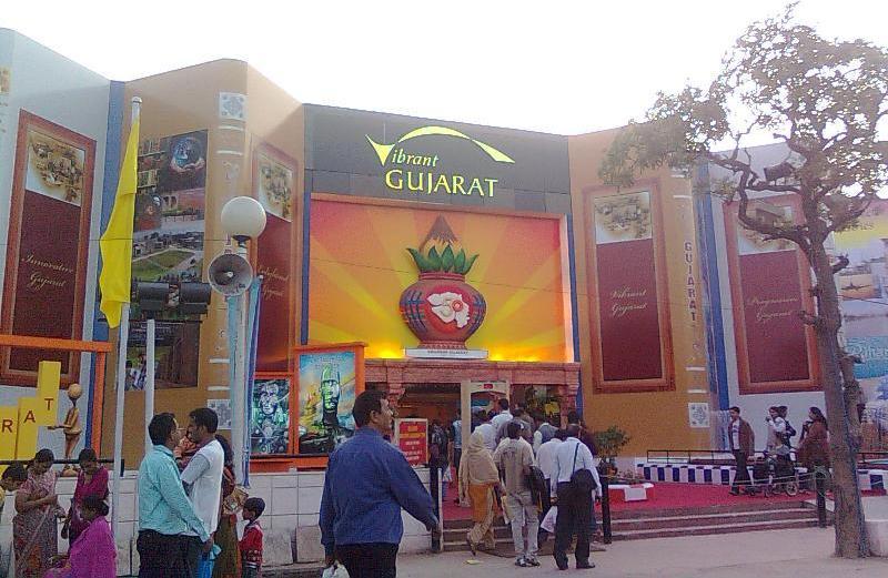 Gujarat Pavilion at Trade Fair Delhi