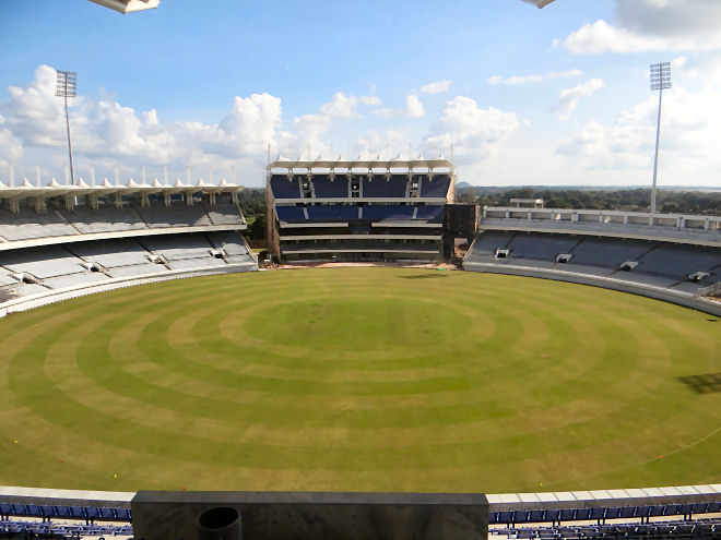 Ranchi Cricket Stadium