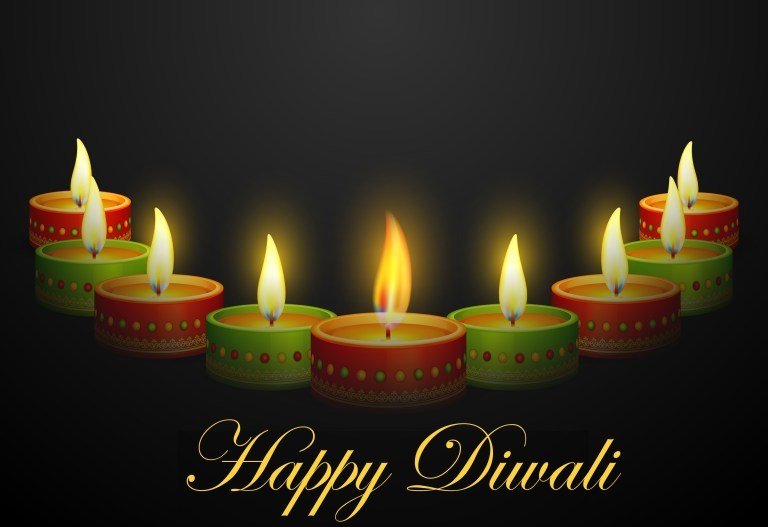 Diwali Celebration Image