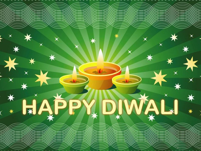 Happy Diwali e Cards