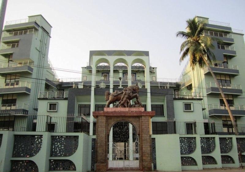 Barabati Stadium Entry Gate
