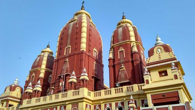 Birla Mandir is dedicated to God Laxminarayan