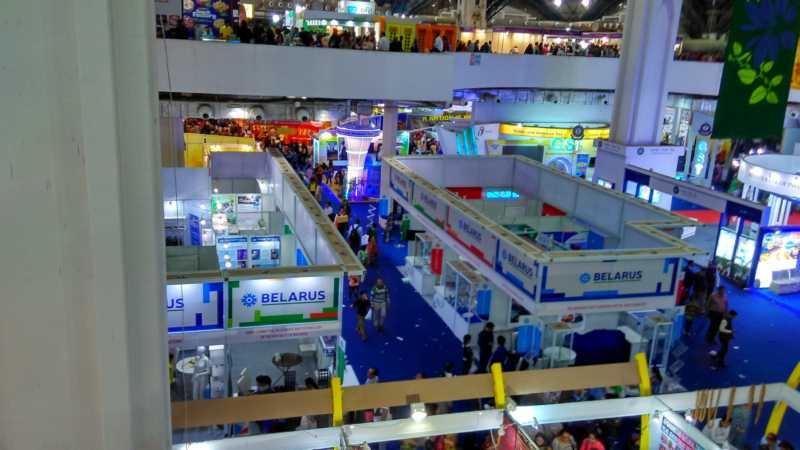 Delhi Trade Fair Images And Videos - Iitf Images-3419