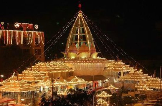 Jhandewalan Temple is one of the most famous Hindu Mandir of Delhi