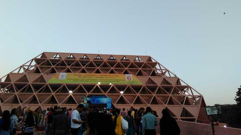 Uttarakhand Pavilion, Hall no. 6