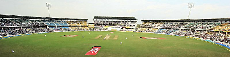 Nagpur Cricket Stadium Ticket Booking Procedure and General Information
