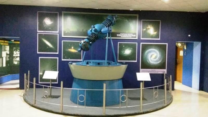 JawaharLal Nehru Planetarium Delhi Inside View