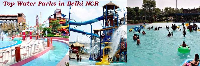 Top 9 Famous Water Parks in Delhi NCR