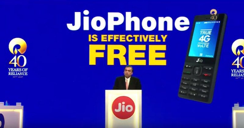 How to Book and Buy JioPhone for Free