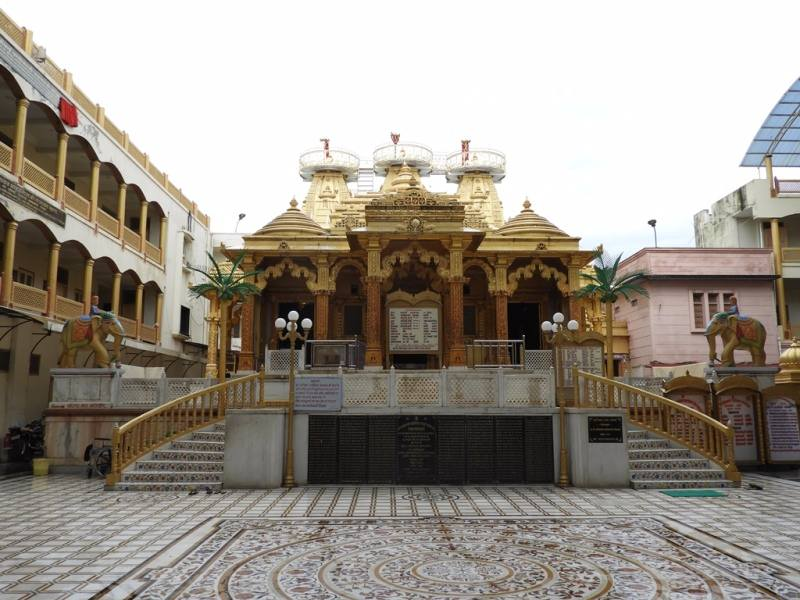 Jain Golden Temple Falna