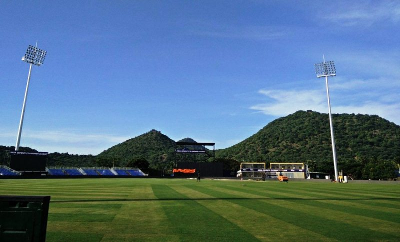 NPR College Cricket Ground Dindigul