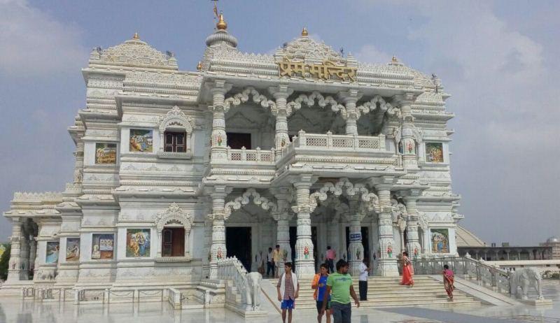 Prem Mandir Vrindavan, Mathura