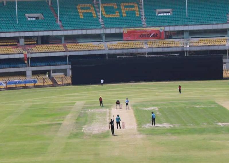 Barsapara Cricket Stadium, Guwahati Assam