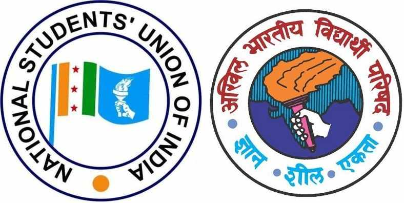 DUSU Elections 2017, Main Parties of DUSU are ABVP and NSUI