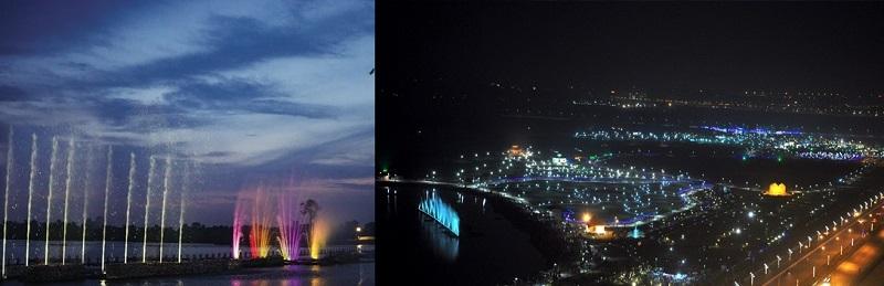 New Town Eco Park Rajarhat Kolkata