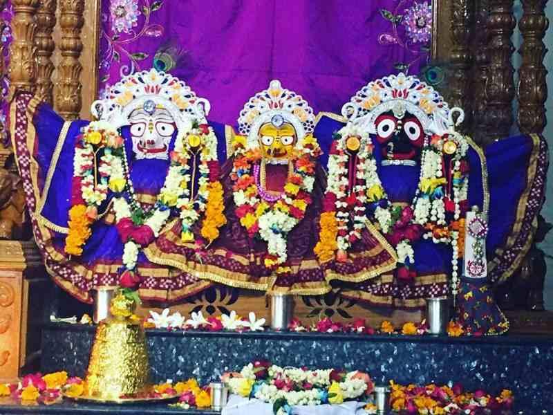 ISKCON Temple Dwarka Delhi