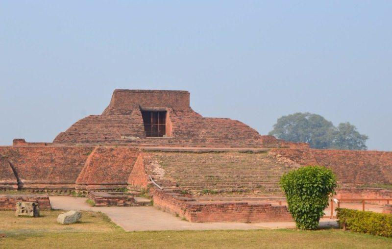 Nalanda University Ruins Site