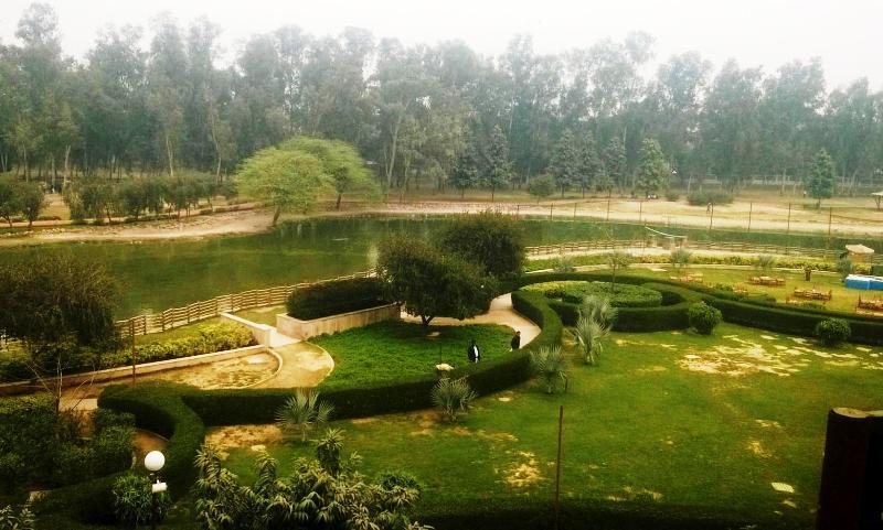 Sanjay Lake Park Delhi