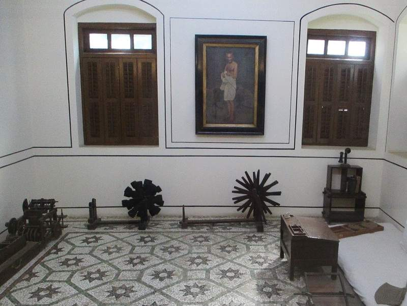 Mani Bhavan Gandhi Sangrahalaya Mumbai