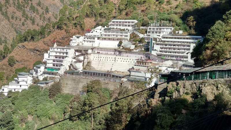Vaishno Devi Bhavan Trikuta Hills