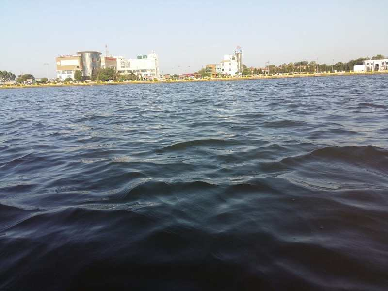 Thermal Plant Bathinda Lake