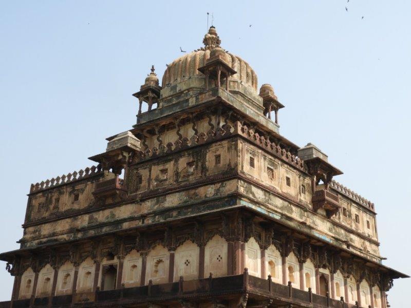 Bir Singh Palace Datia