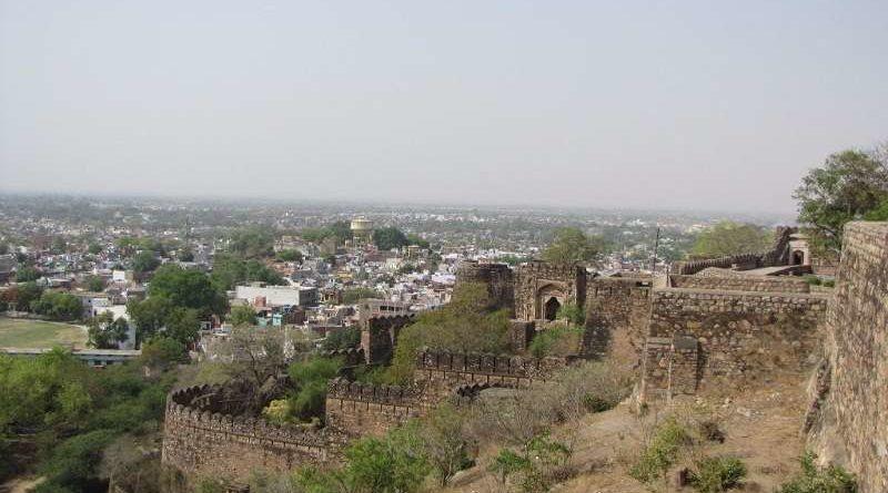 Jhansi Fort - Lakshmi Bai Ka Kila