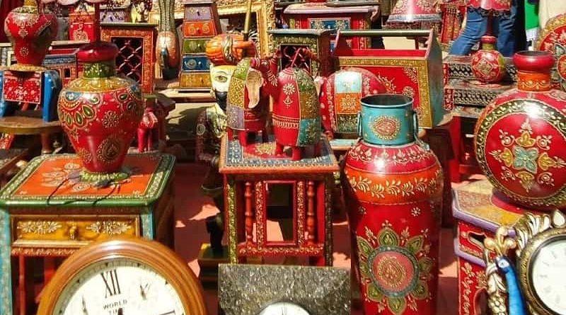 Surajkund International Crafts Mela Faridabad Haryana