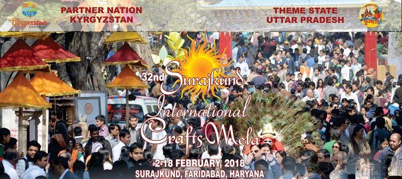 Surajkund Mela Dates and Timings