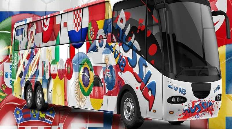 FIFA World Cup 2018 Information and Facts
