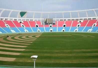 Ekana International Cricket Stadium Ready for host international matches