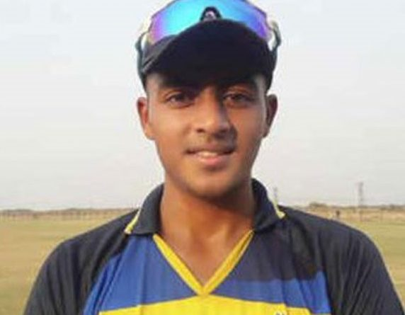 IPL Cricketer Prayas Ray Wiki