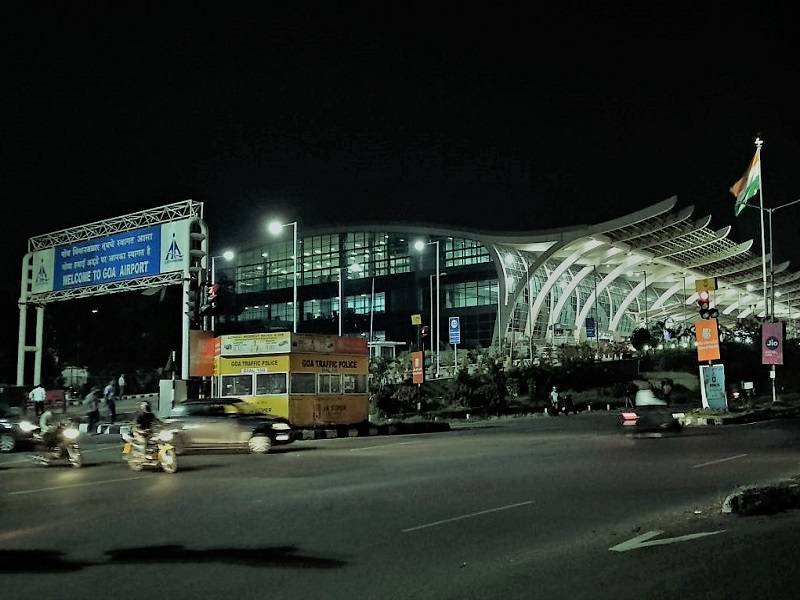Goa International Airport Dabolim