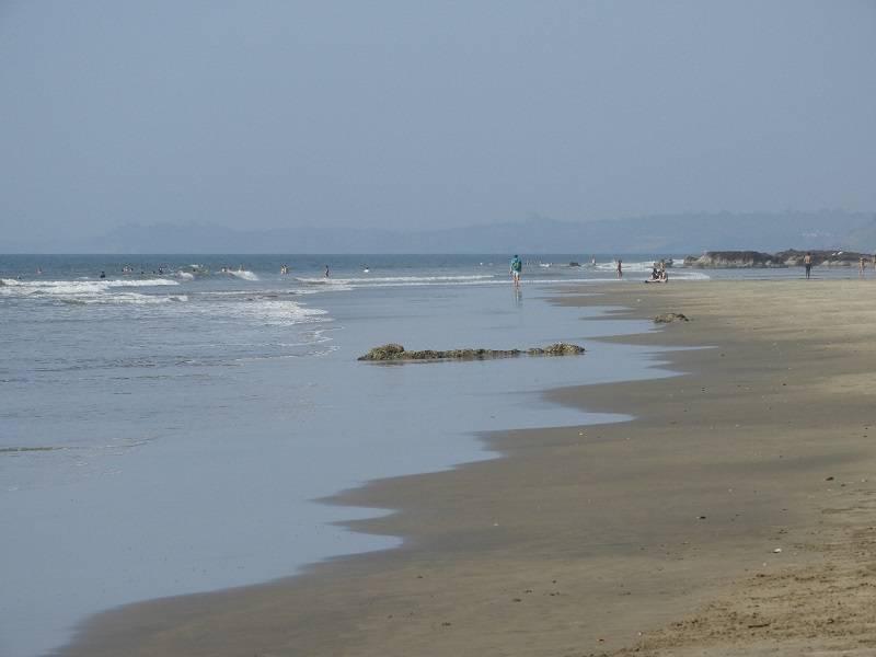 Beautiful Beach of Goa