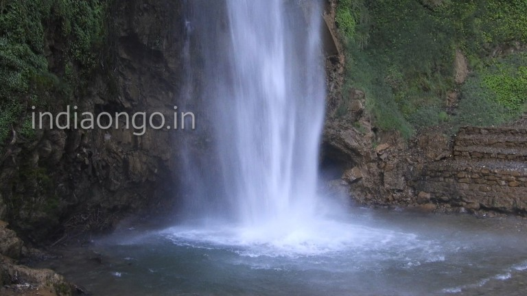 Tiger Falls Chakrata